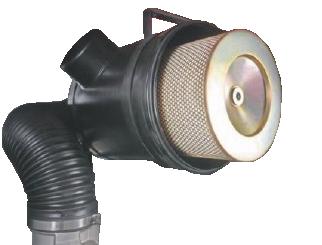 filtro de aire para compresores portátiles con motor diesel y eléctrico